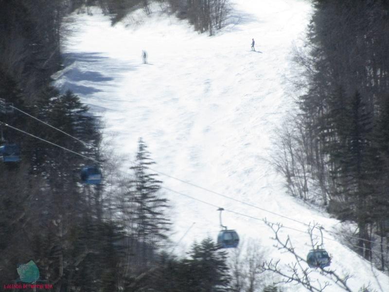 la montagna pistoiese e lo sci descritto da L'Agenda di mamma Bea