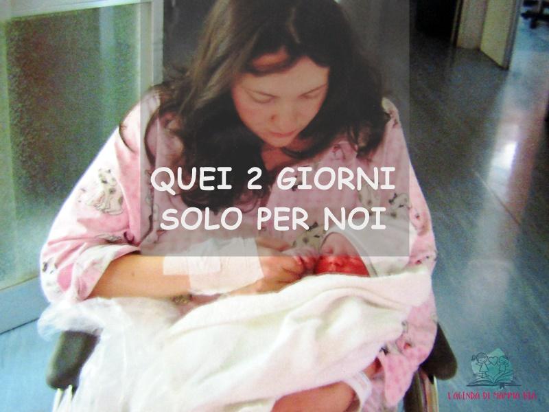 Visite dei parenti dopo la nascita no secondo L'Agenda di mamma Bea