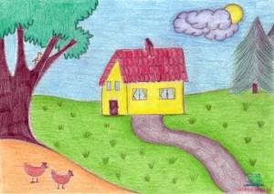 come interpretare i deisegni dei bambini colorati secondo L'Agenda di mamma Bea