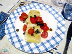 Pasta e fantasia paccheri ripieni con tonno e ricotta cucinati da L'Agenda di mamma Bea