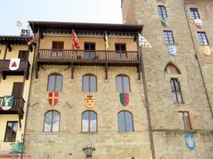 scoprire il Chianti ad Arezzo in piazza Grande con L'Agenda di mamma Bea