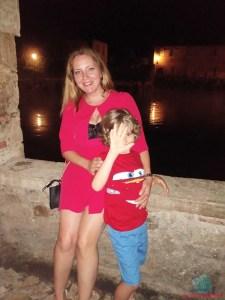 scoprire il Chianti a Bagno Vignoni con L'Agenda di mamma Bea