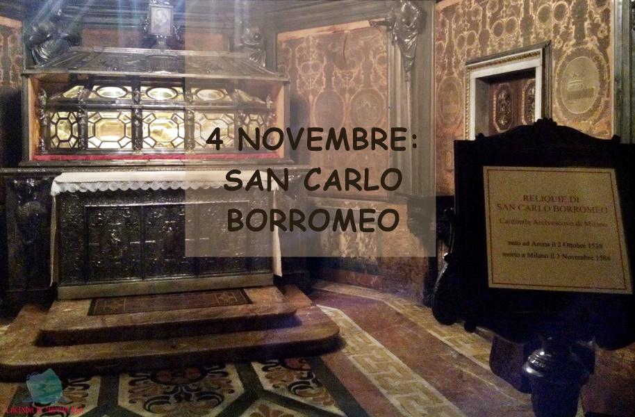 San Carlo Borromeo raccontato da L'Agenda di mamma Bea