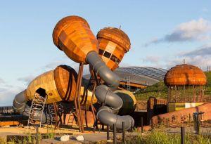 Pod Playground è uno de i migliori parchi divertimento per bambini secondo L'Agenda di mamma Bea