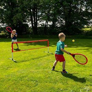 sport in giardino del tennis descritto da L'Agenda di mamma Bea