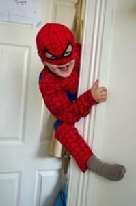 quanto può essere divertente un carnevale con Spiderman secondo L'Agenda di mamma Bea