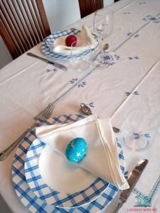 decorare la tavola con i colori pastello de L'Agenda di mamma Bea