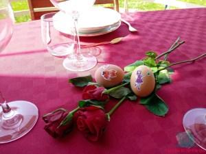 decorare la tavola con i fiori de L'Agenda di mamma Bea
