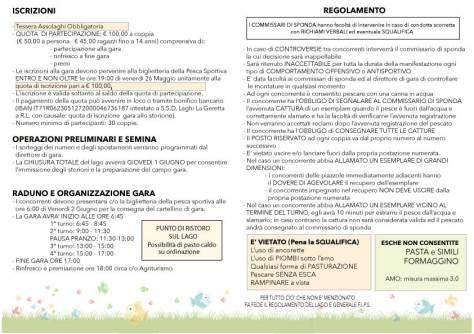ISCRIZIONI-E-REGOLAMENTO