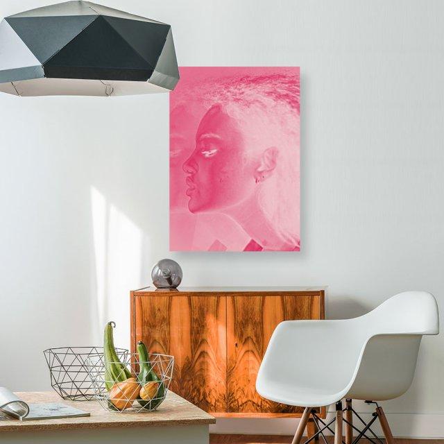 A Pink Girl Làgmarks Design