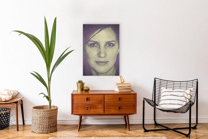 Anna Thinks - AI Based Art