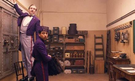 Check in for wonderful time at 'Grand Budapest Hotel'