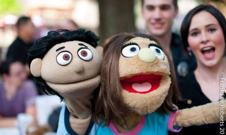 'Avenue Q' is Sesame Street for adults