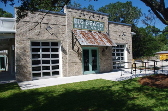 (Photo | Facebook) Big Beach Brewing Co. is now open at 300 E. 24th Ave. in Gulf Shores.