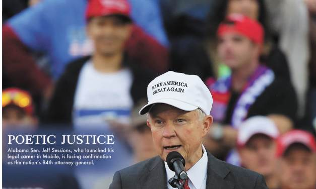 Sen. Jeff Sessions' long rise to  attorney general nominee