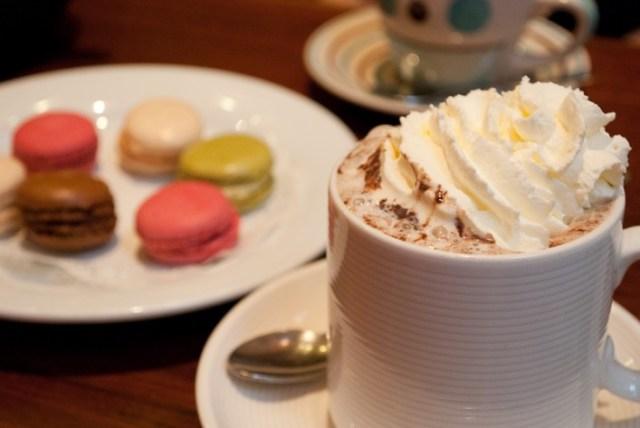 Image result for la jacobine chocolat chaud