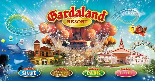 APERTURA GARDALAND 2019