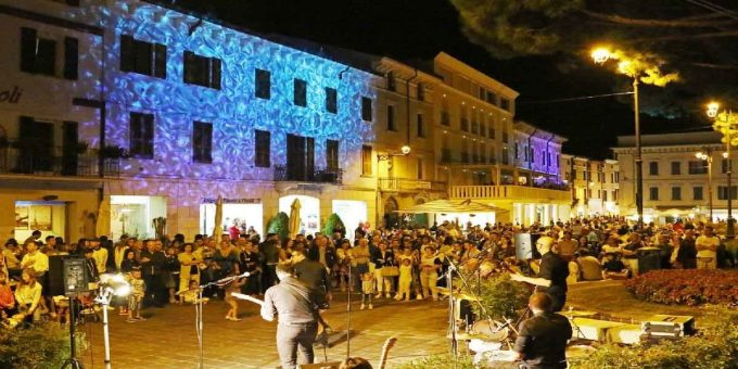 Notte bianca Desenzano