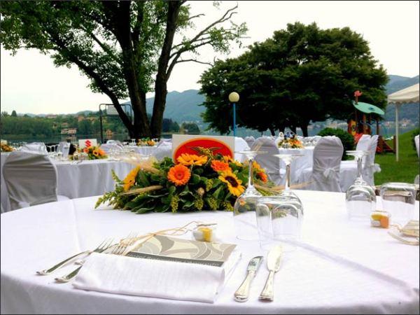 Matrimonio Hotel Ristorante L'Approdo Pettenasco lago d'Orta