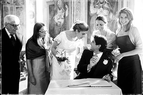 Fotografo matrimonio Castello di Miasino