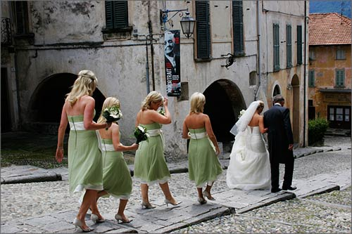vestito-verde-damigelle-matrimonio