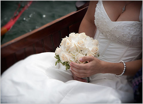 bouquet-sposa-ortensia-bianca