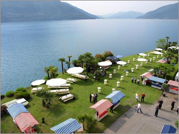 Matrimonio In Ticino : Matrimonio centro dannemann brissago ticino svizzera