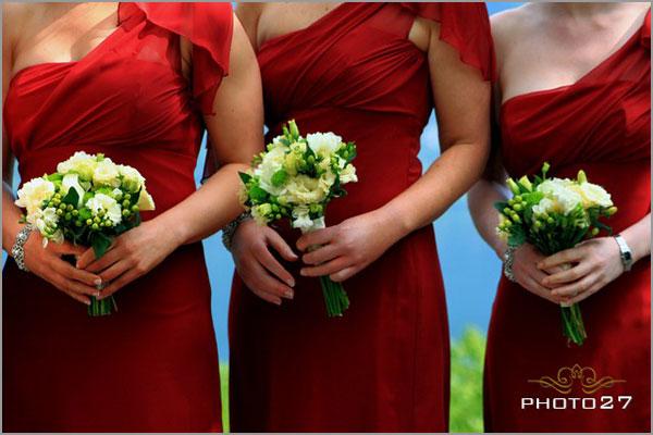 bouquet per damigelle matrimonio