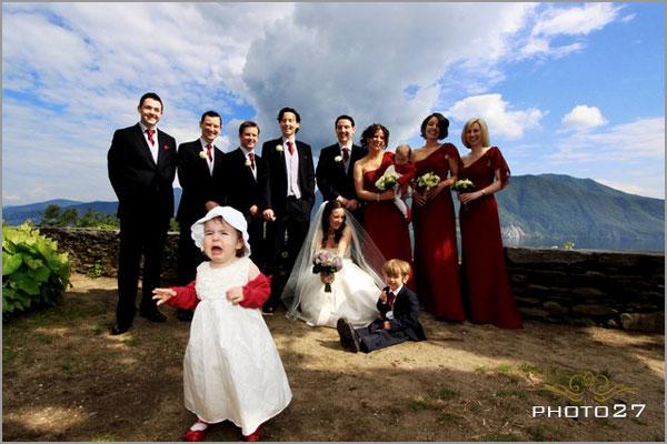matrimonio a Ghiffa lago Maggiore