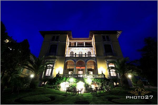 matrimonio Villa Rusconi