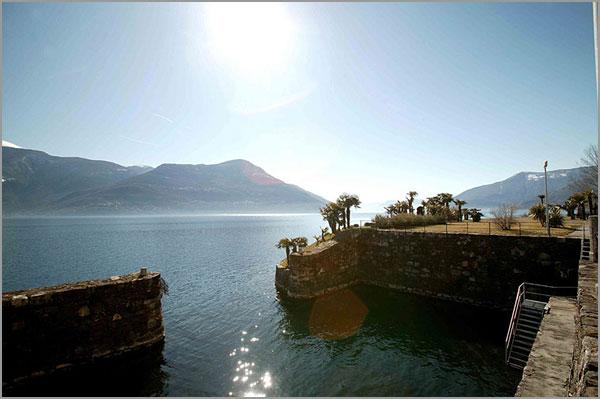 matrimonio Brissago lago Maggiore