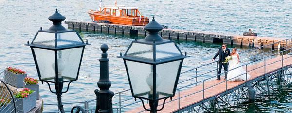hotel nozze sul Lago Maggiore