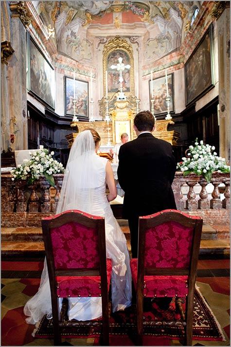 fioraio matrimonio chiesa Maria Assunta di Orta