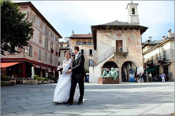 matrimonio bar ristorante Venus Orta