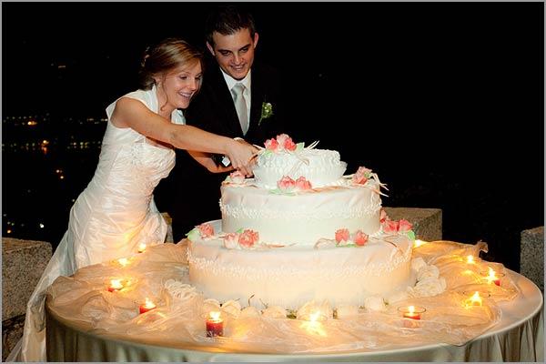 catering matrimonio Castello di Miasino
