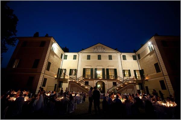 catering matrimonio villa Lago Maggiore