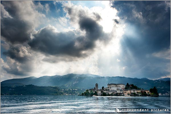 isola di San Giulio