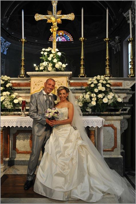 matrimonio chiesa di San Pietro Gravellona Toce