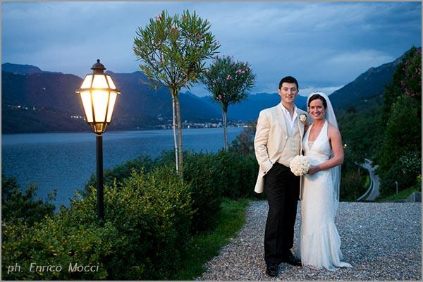 foto matrimoni a Villa Ortea di Enrico Mocci ArteFotoArona