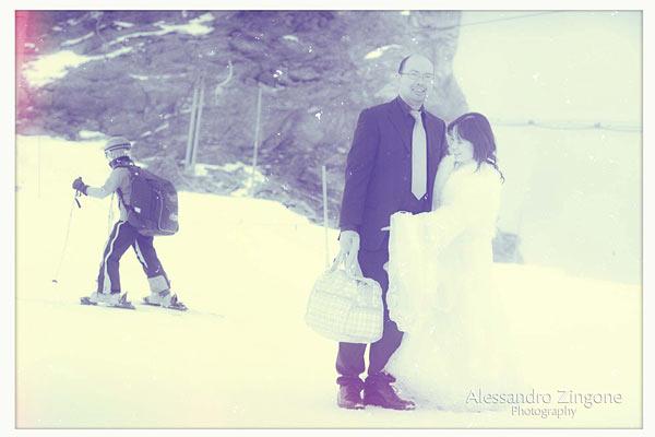 fotografo matrimonio Zermatt Svizzera