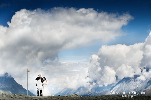 Matrimonio In Ticino : Fotografo matrimonio a zermatt svizzera