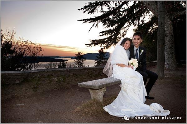vestito da sposa invernale Verbania