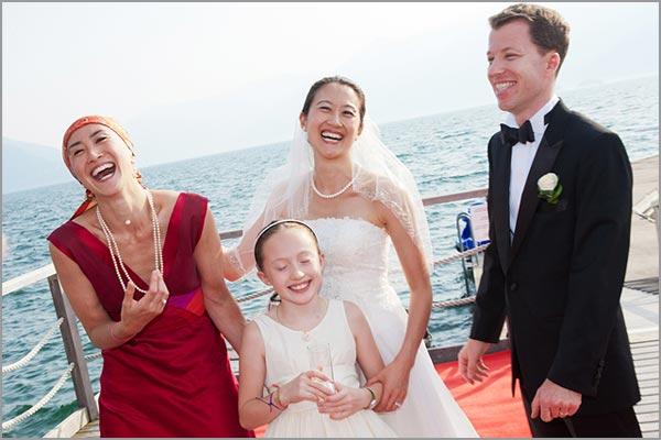 ricevimento hotel matrimonio Locarno Lago Maggiore
