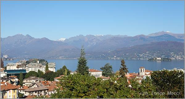 villa Stresa per matrimonio con panorama sul Lago Maggiore
