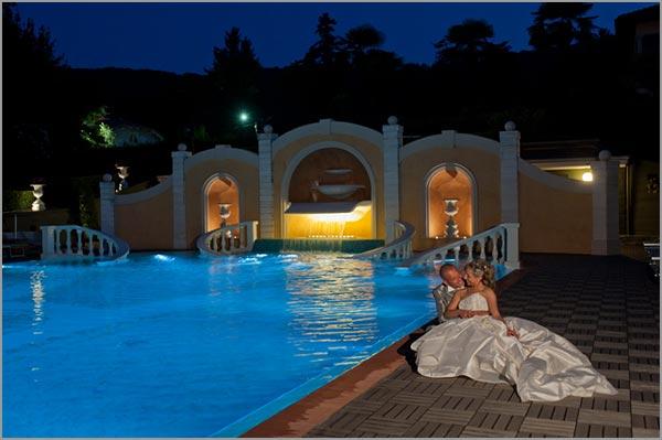 matrimonio hotel Bristol Stresa