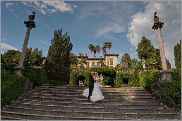 fotografo matrimonio Villa San Remigio