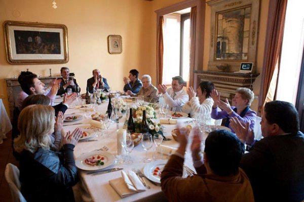 sala per ricevimenti nuziali Ristorante San Giulio