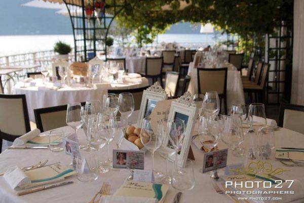 cena matrimonio Hotel Giardinetto