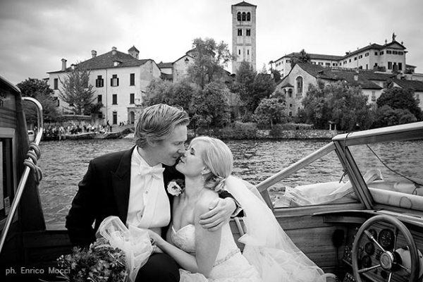 organizazione matrimoni Orta