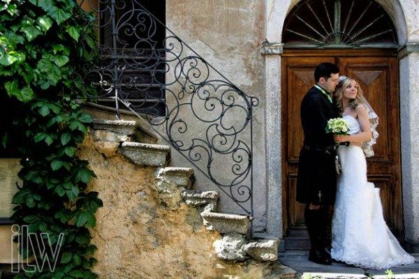 matrimonio scozzese in Italia